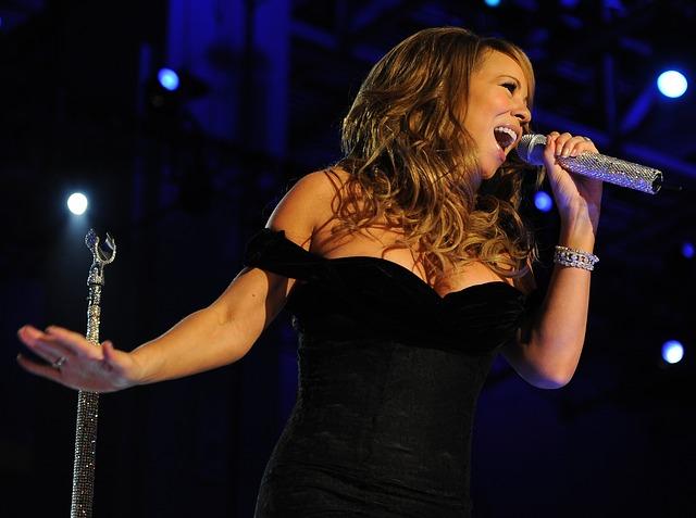 zpěvačka