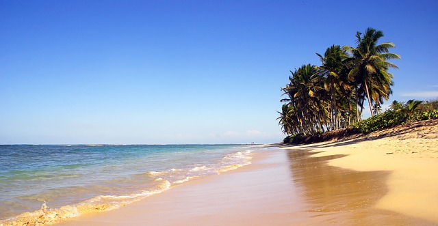 pláž punta cana