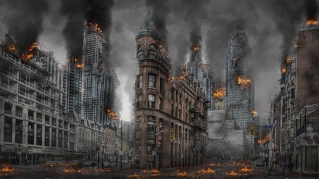 představa apokalypsy