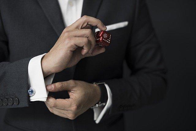 ruce podnikatele