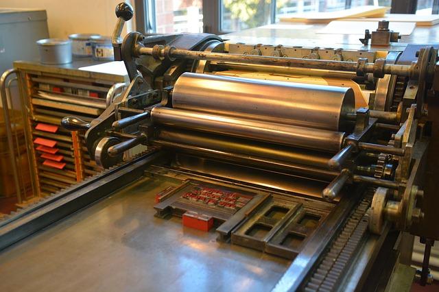 zařízení tiskárny